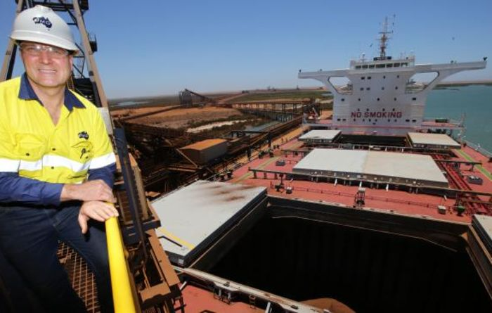 Fortescue takes Chinese supplier honours
