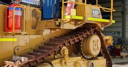 Thiess team rebuilds first D10T
