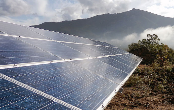 Solar solution for Fijian gold mine