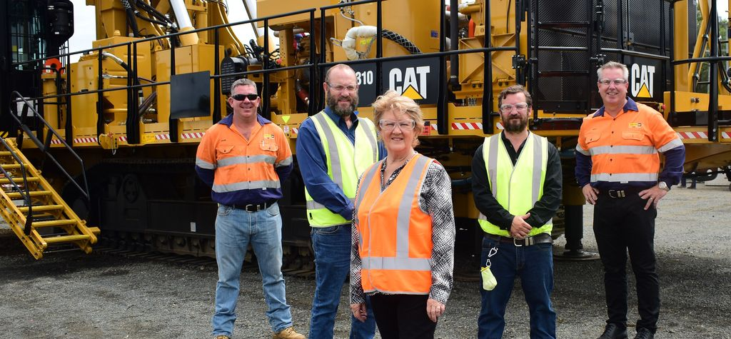 Semi-autonomous drill introduced at South Walker Creek