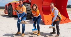 Sandvik building new Perth workshop