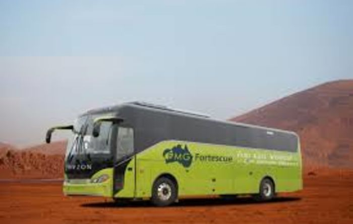 FMG buses to run on gas