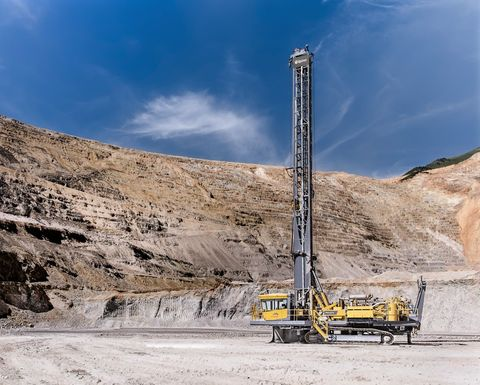 Robodriller hits 10 million metre milestone