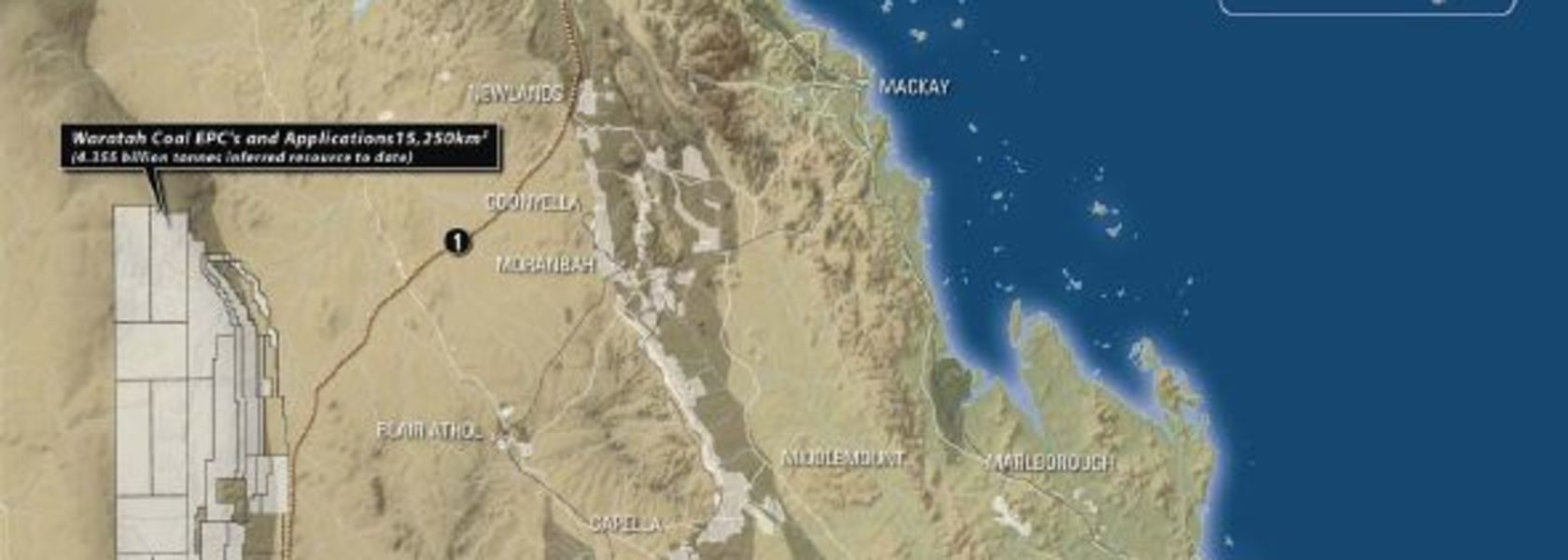 Palmer's Abbot Point terminal just awaits approval
