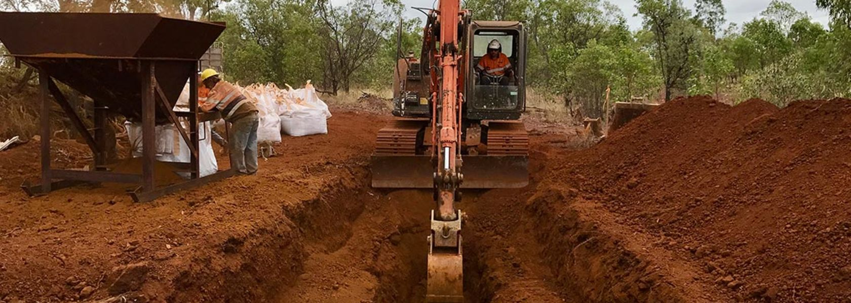 Australian Mines digs in at Greenvale