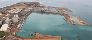 Geraldton port likely for Lake Wells