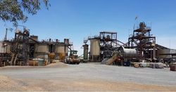 Agate Creek ore processing begins
