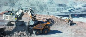 BHP met coal production up but China impact a concern