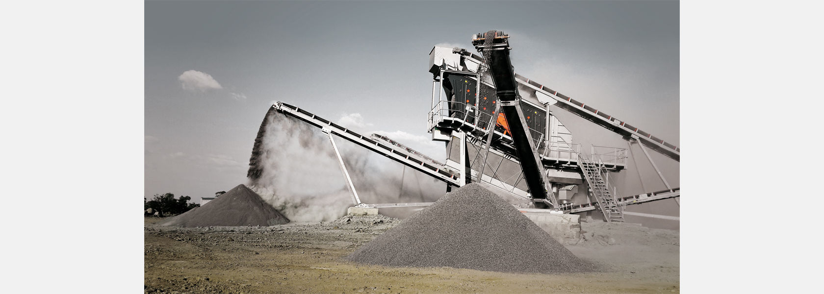 High-quality crusher plants made for your business