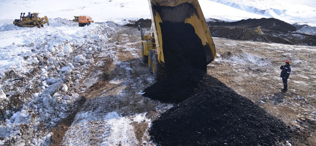 Tigers Realm mines first coal from Project F