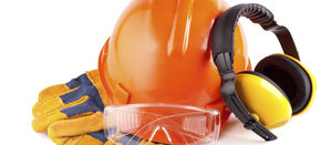 Fluid injection warning after failed hydraulic fitting incident