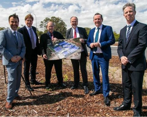 Ecograf gets Rockingham ground
