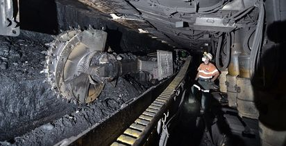 Cyclone activity puts dampener on BHP met coal production