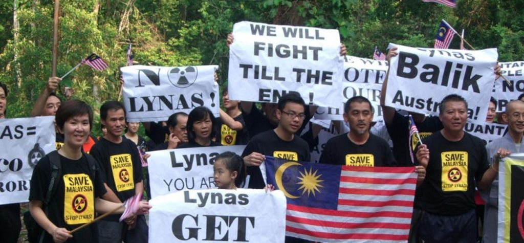 Lynas gets more Malaysian time