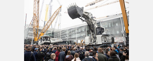Liebherr Mining Goes Electric