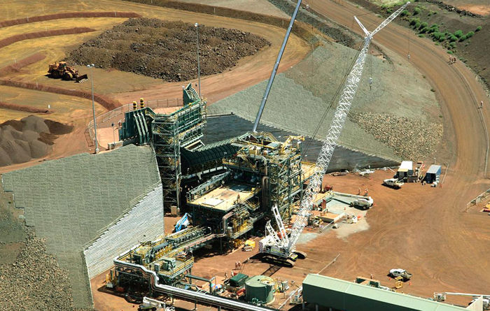 BHP picks Monadelphous for maintenance