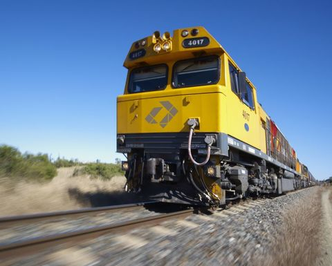Aurizon ramping up Rockhampton