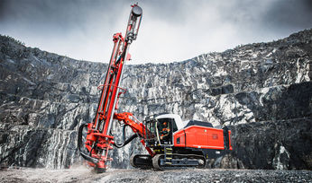 NEW LEOPARD™ DI650I: MORE INTELLIGENT DTH SURFACE DRILLING