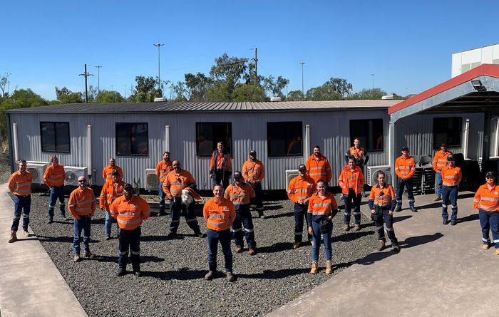 Caval Ridge welcomes 20 Indigenous trainees