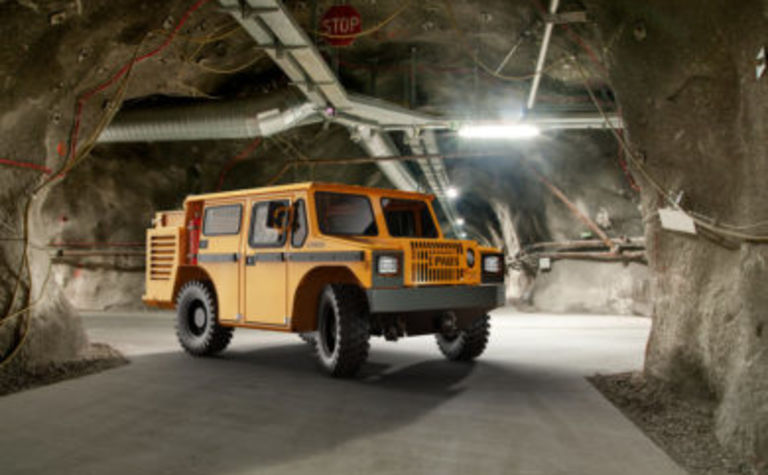 Underground mining reaching the hybrid age