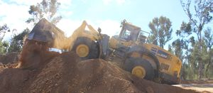Komatsu rolls out cleaner burning loaders