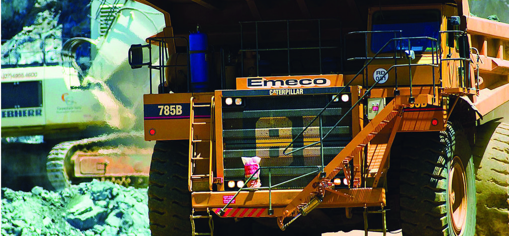 Emeco's coal rental business sees better times in fourth quarter