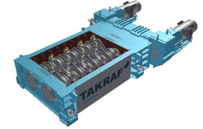 Takraf sizes up new offering