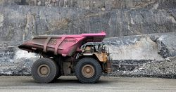 Increased payload for gold miner's haulers