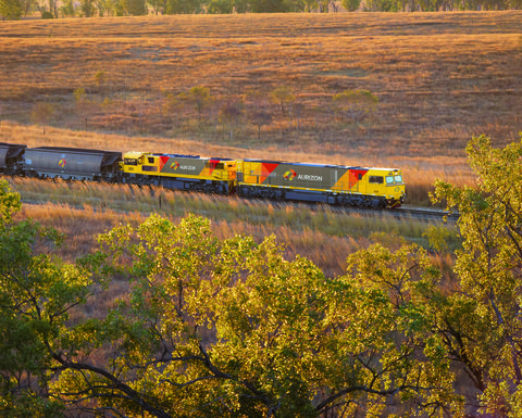 Aurizon delivers first Mt Pleasant coal
