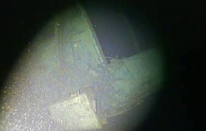 CSIRO salvage shines light on WWll manganese freighter shipwreck