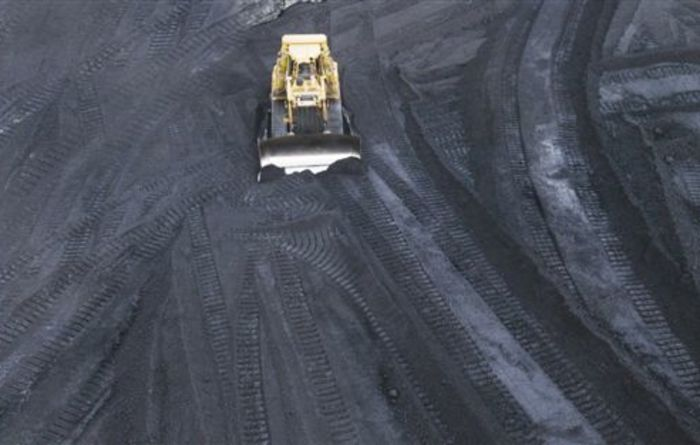 Coal exports drop in January