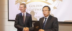 WA opens golden gates to China