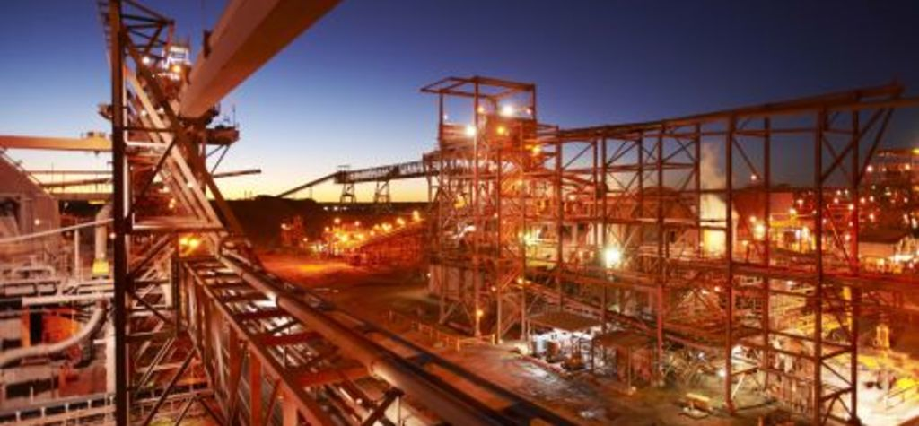BHP shakeup as coal boss exits