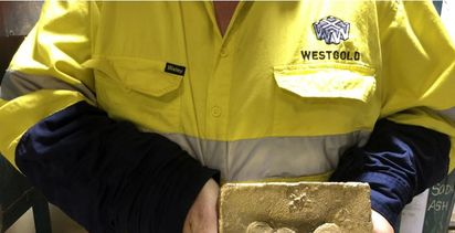 WA flaunts its Midas touch with a gold pour double
