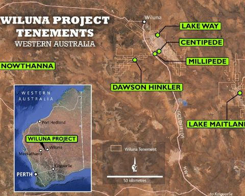Toro consults over Wiluna extension