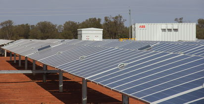 Renewable grids in Goldfields an option