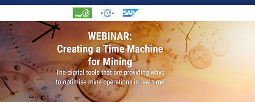 Webinar: Creating a Time Machine for Mining