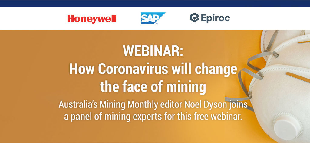 Webinar: How Coronavirus will change the face of mining