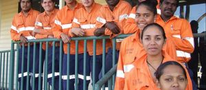 Indigenous women well represented in Qld resources
