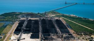 Qld coal still leading resources exports