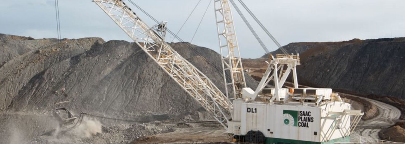 World-class dragline performance boosts Isaac Plains East