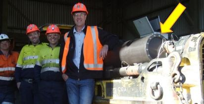 Underground exhaust system ready for commercialisation