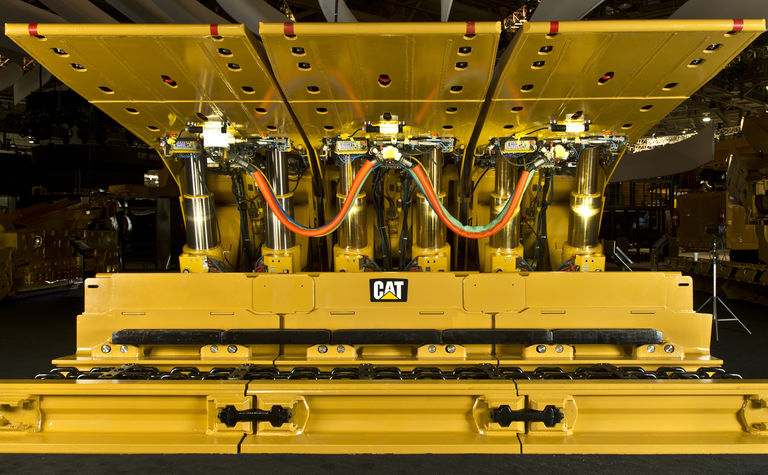 Cat to supply longwall roof supports to CNX