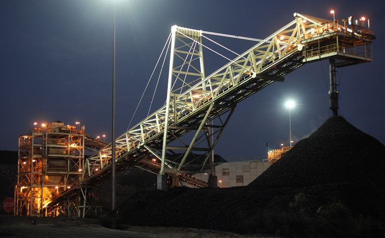 Peabody sees strong margins from thermal coal