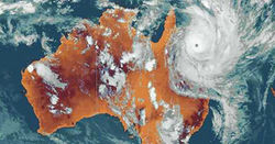 Qld mines bracing for four cyclones