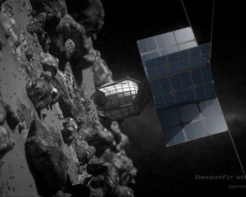 Asteroid mining gets real (and ugly)