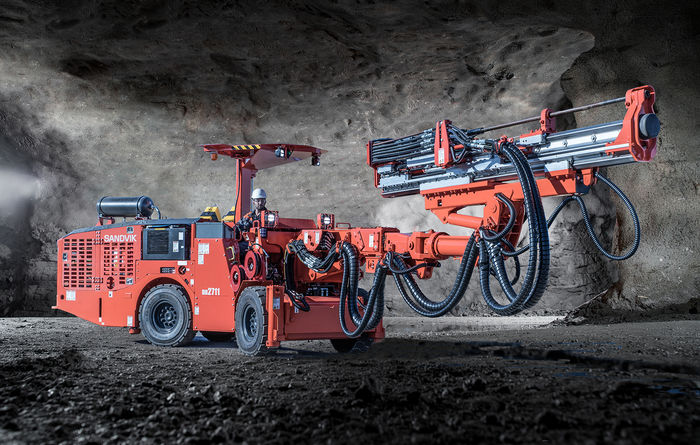 Sandvik takes a narrow focus