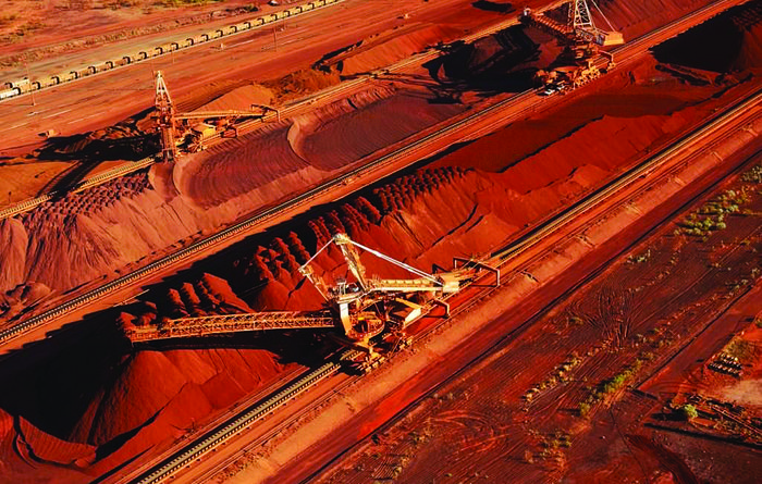 BHP fast tracks future iron ore mines