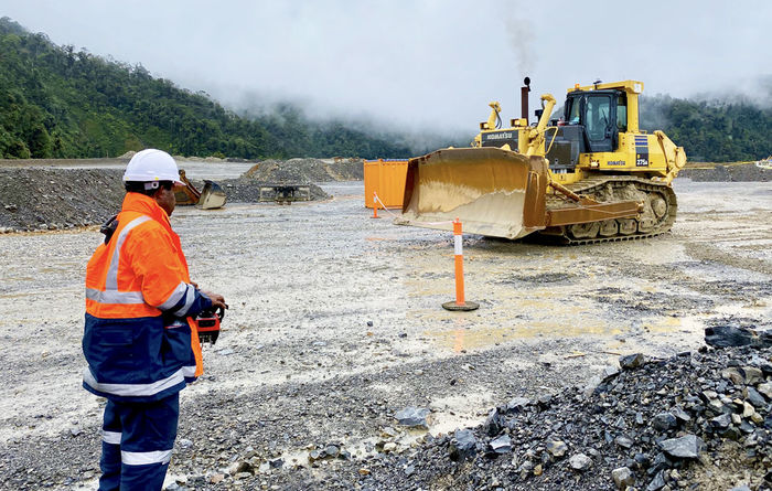 PNG dozers now driverless