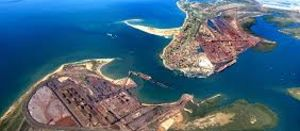 BHP port upkeep down to Downer